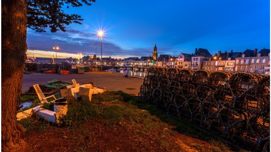 Lumières sur le Port et Traict du Croisic