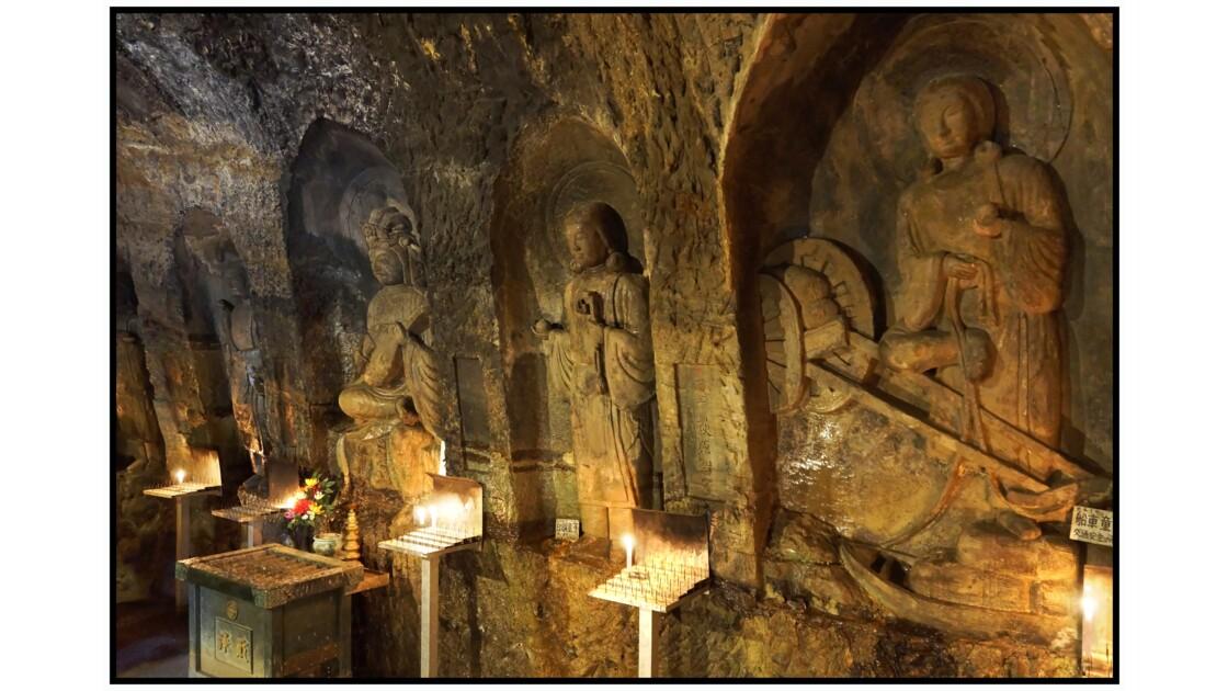 Kamakura  - Hase dera - Grotte Benten-kutsu
