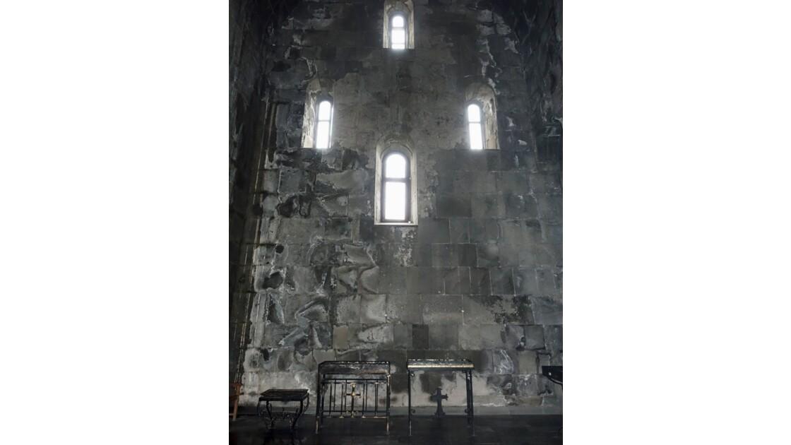 Arménie Monastère de Tatev l'église Pierre-et-Paul 4