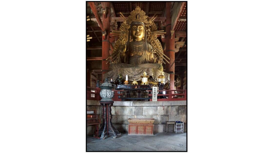Nara - Tōdai-ji - Daibutsu-den