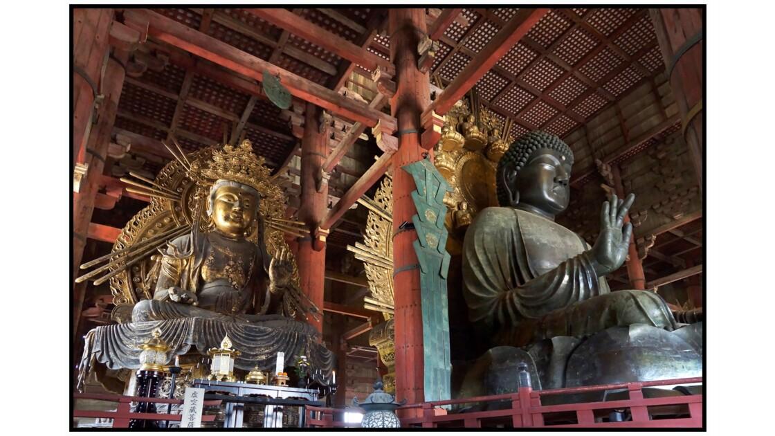 Nara - Tōdai-ji - Daibutsu