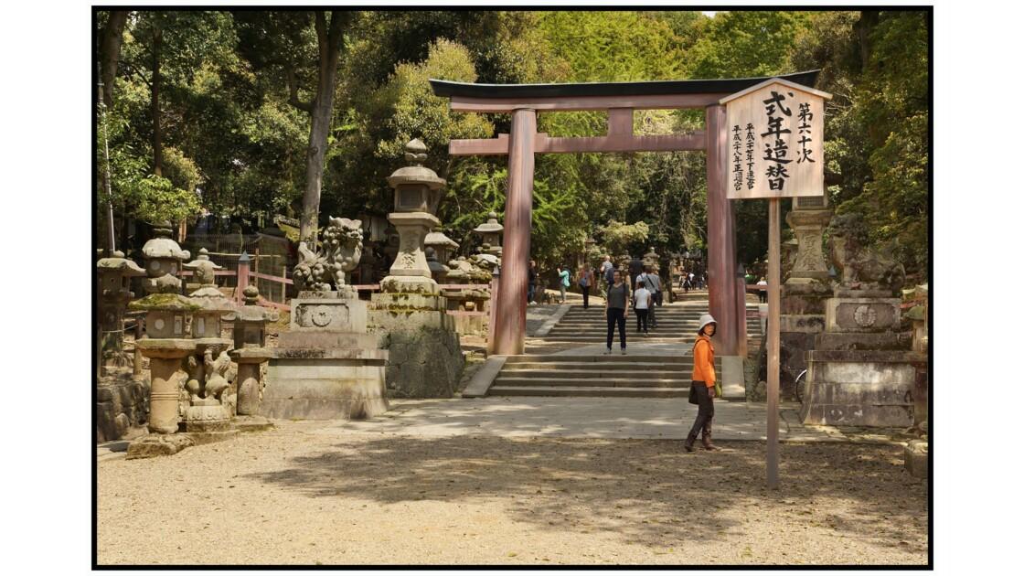 Nara - Kasuga-taisha