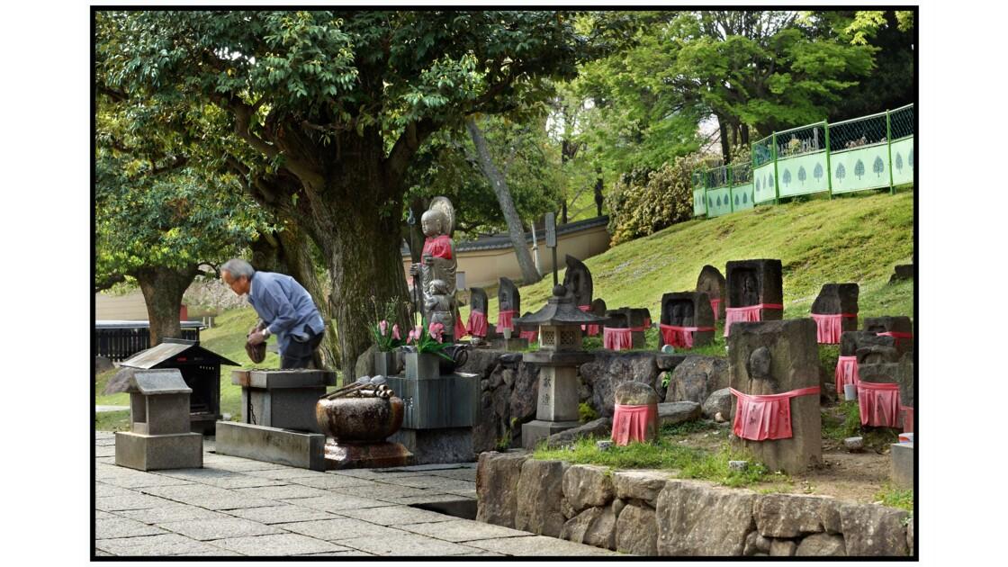 Nara - Kōfuku-ji - Jizō