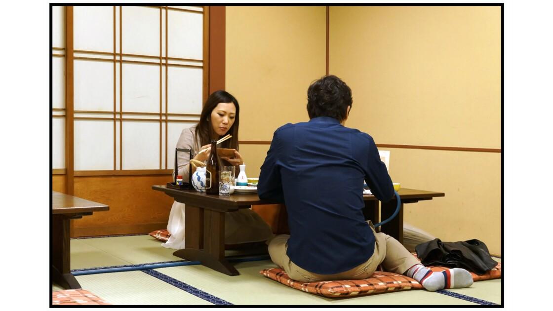 Kyoto – Restaurant Gion Kagaribi
