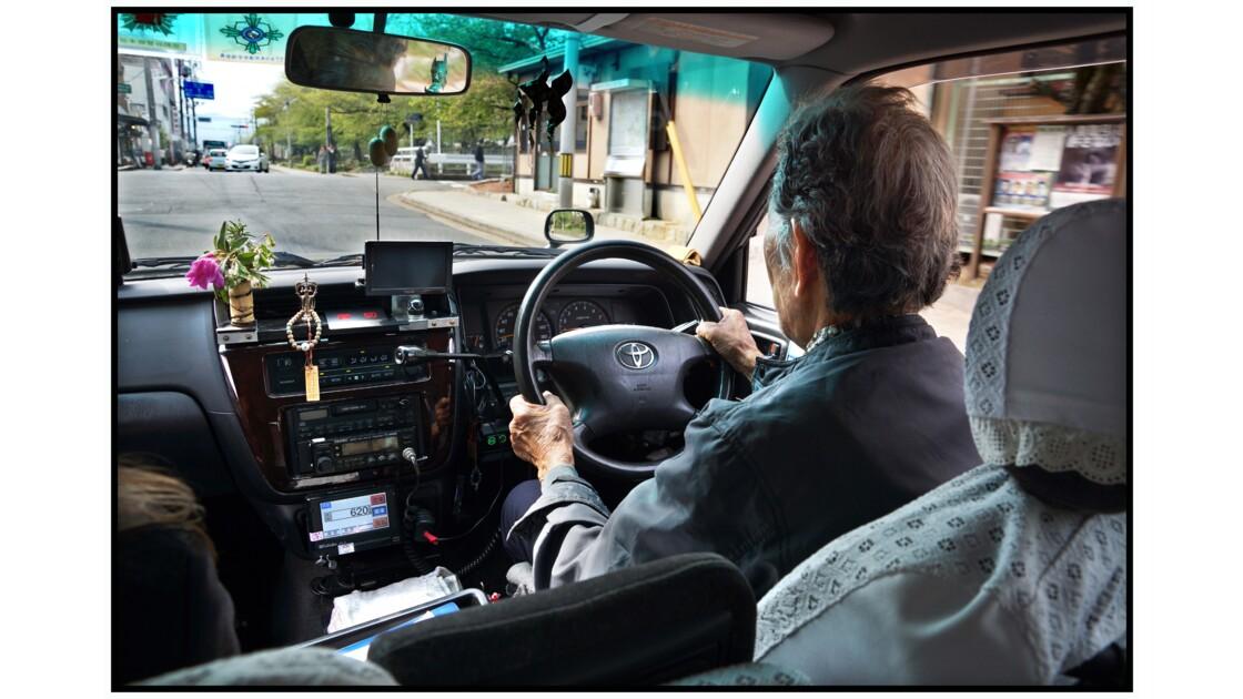 Kyoto - Taxi