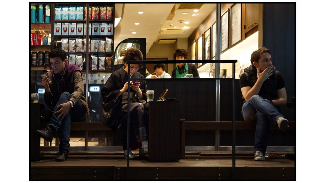 Kyoto - Starbucks Coffee