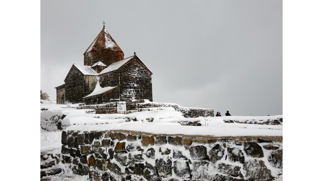 Arménie Sevanavank Sourp Astvatsatsin 1