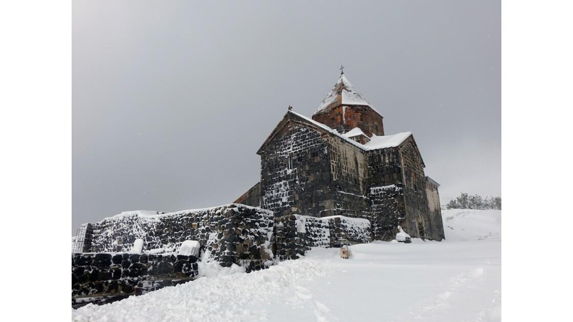 Arménie Sevanavank Sourp Astvatsatsin 4