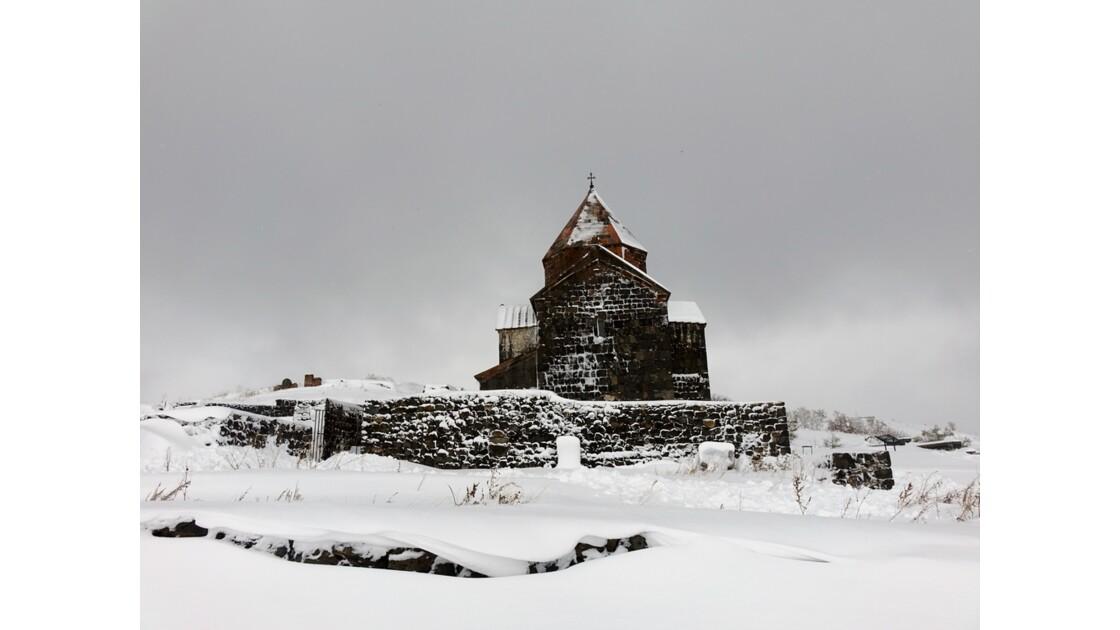 Arménie Sevanavank Sourp Astvatsatsin 5