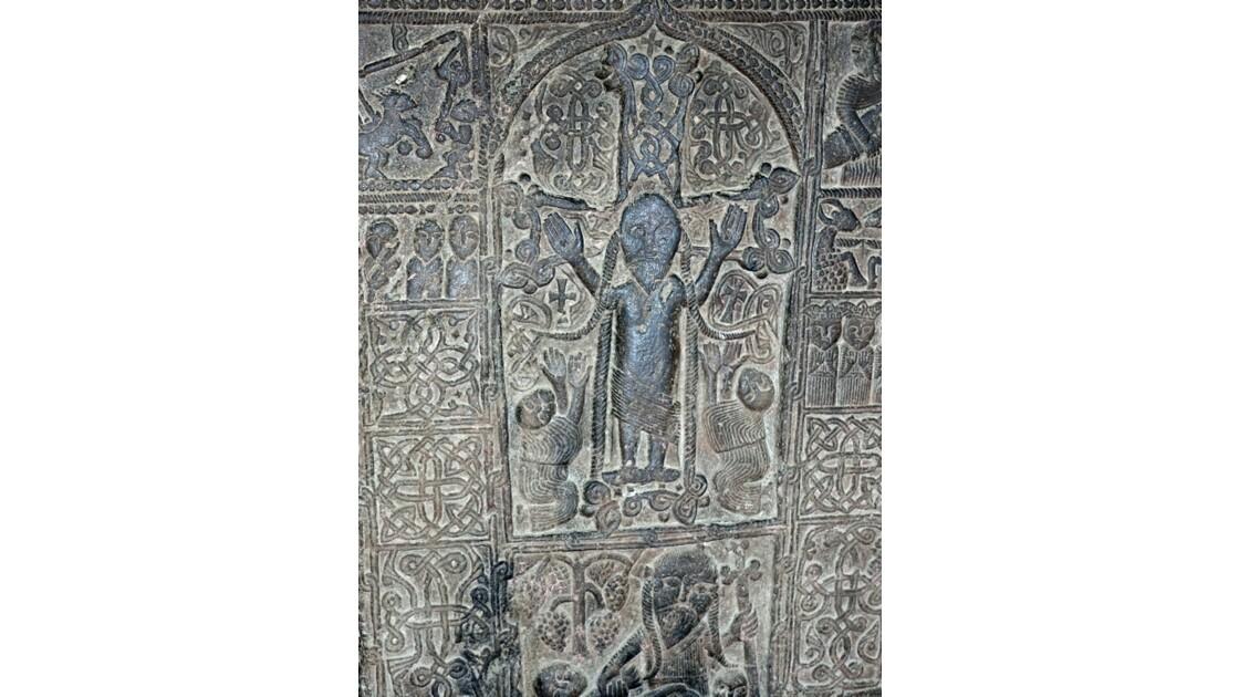 Arménie Sevanavank Sourp Astvatsatsin khatchkard de 1653 - 2