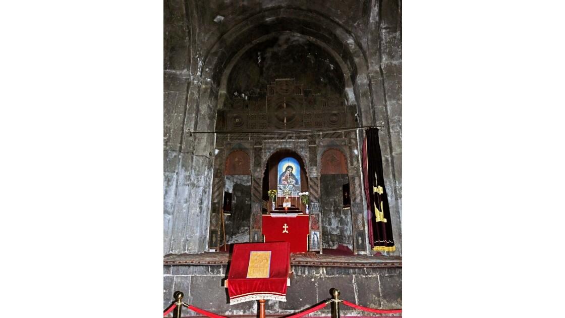 Arménie Sevanavank Sourp Astvatsatsin l'autel 1
