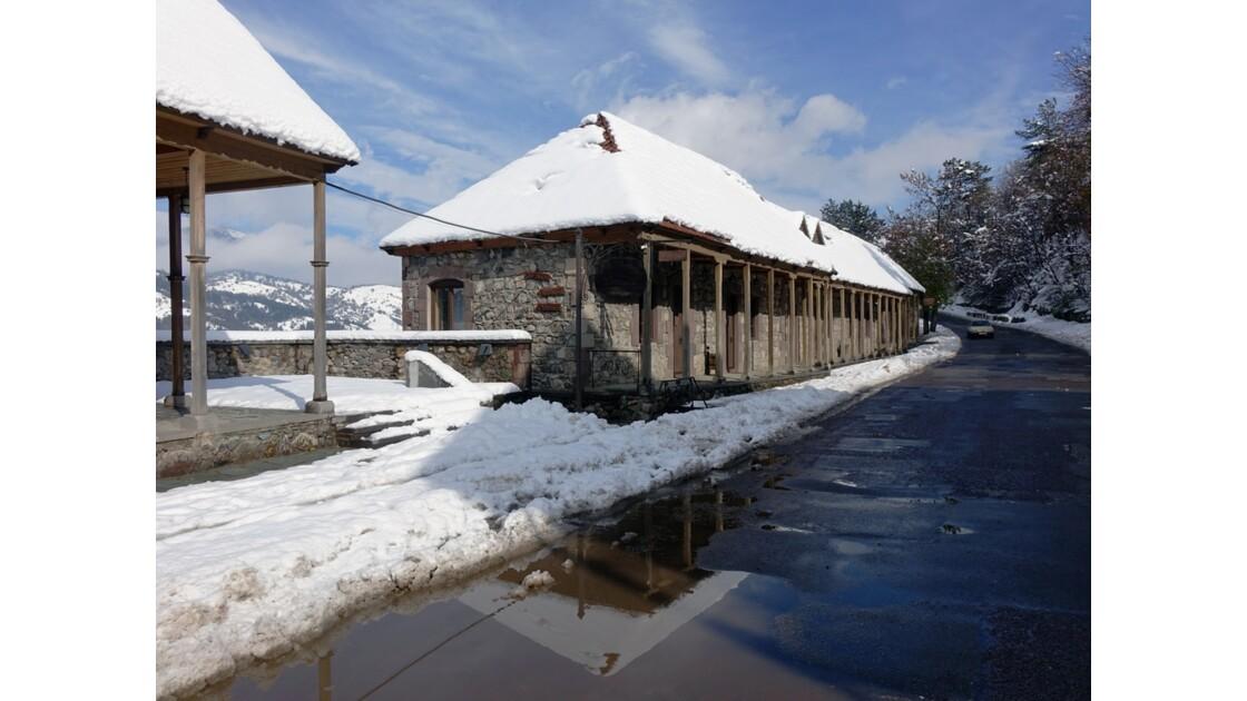 Arménie Entre Sevan et Dilidjan