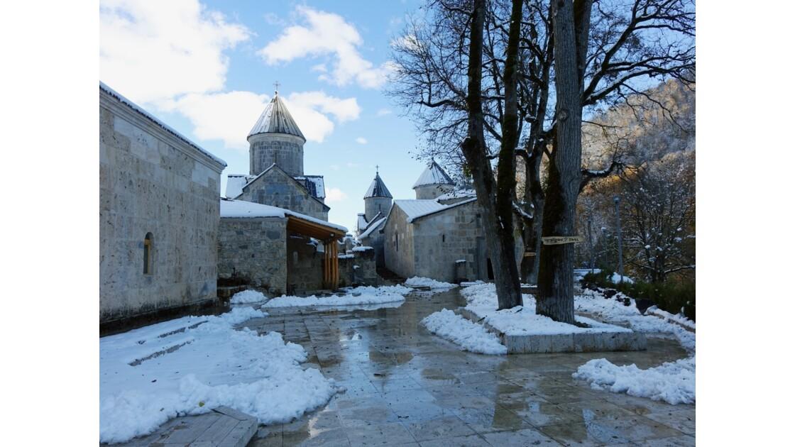 Arménie monastère de Haghartsine 2