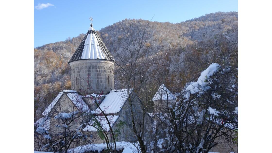 Arménie monastère de Haghartsine 4