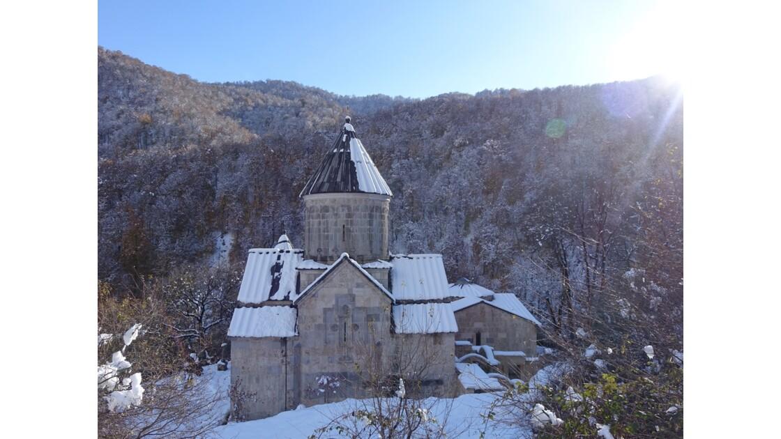 Arménie monastère de Haghartsine 5