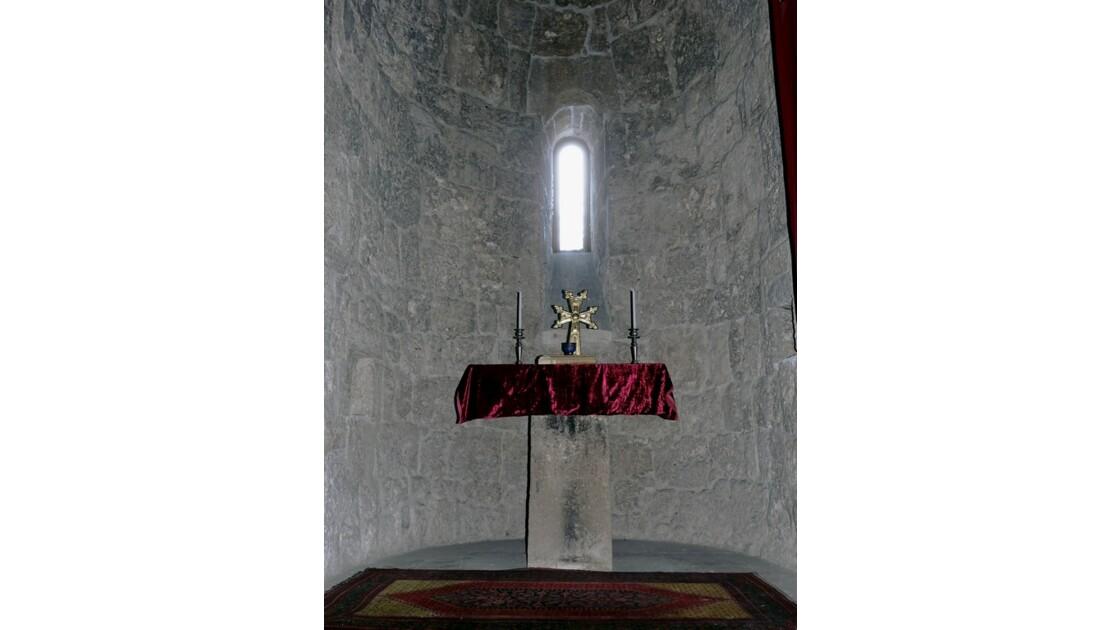 Arménie monastère de Haghartsine -Autel de Sourp Asdvadzadzine 2