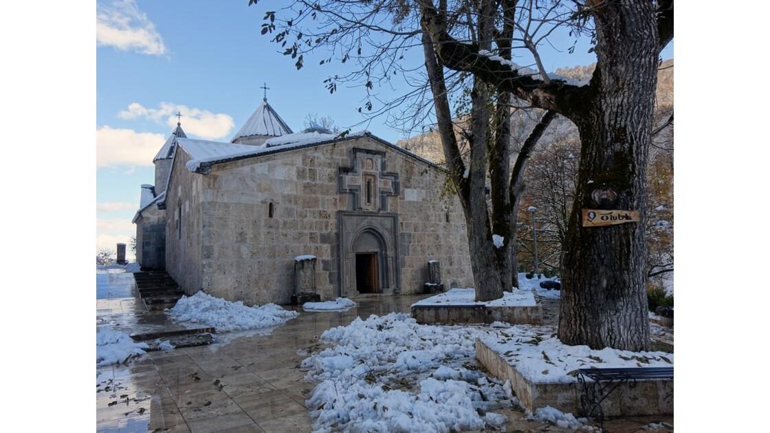 Arménie monastère de Haghartsine Jamatoun de Sourp Grigor