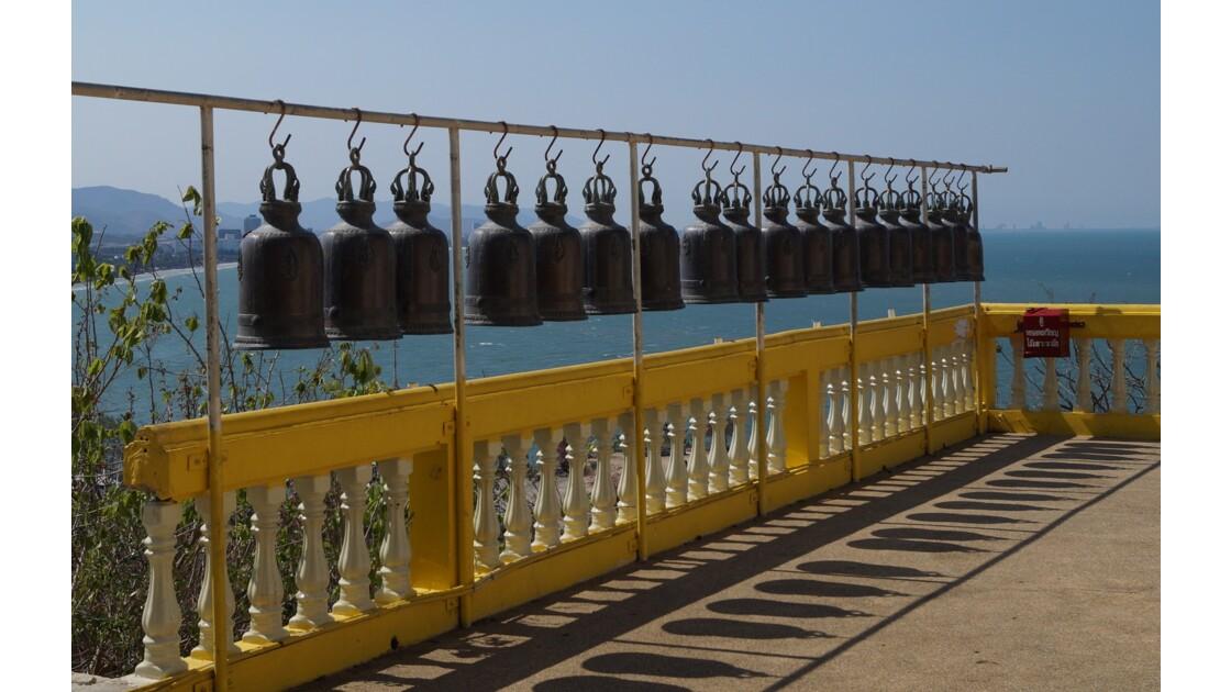 Cloches du temple