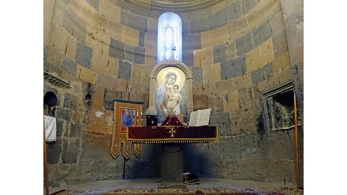 Arménie Monastère Saghmosavank  Sourp Sion 1