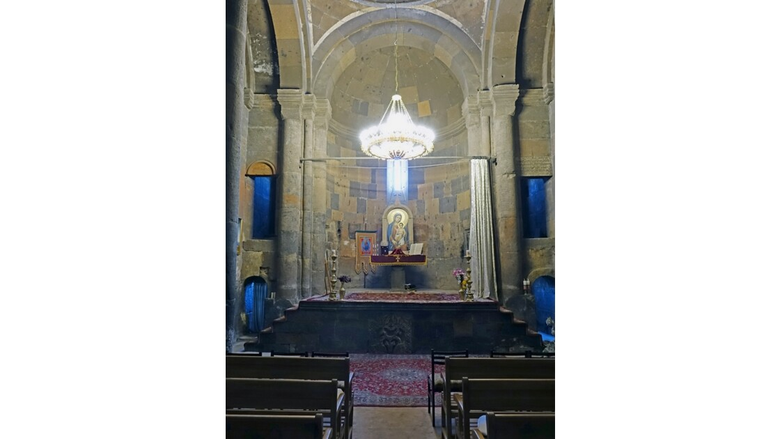 Arménie Monastère Saghmosavank  Sourp Sion 2