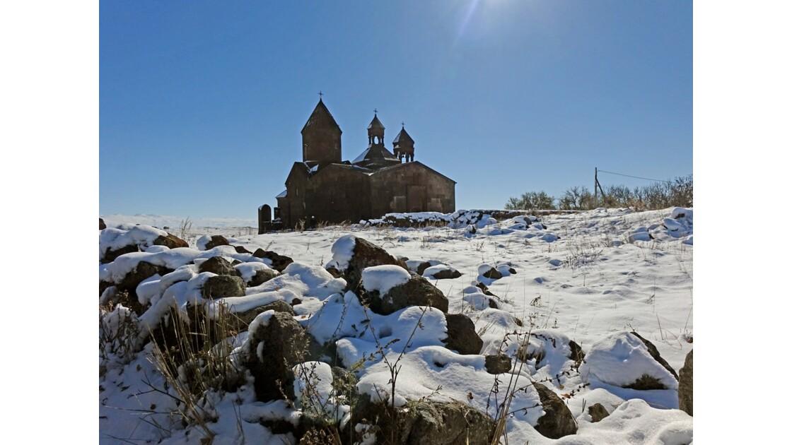 Arménie Monastère Saghmosavank 1