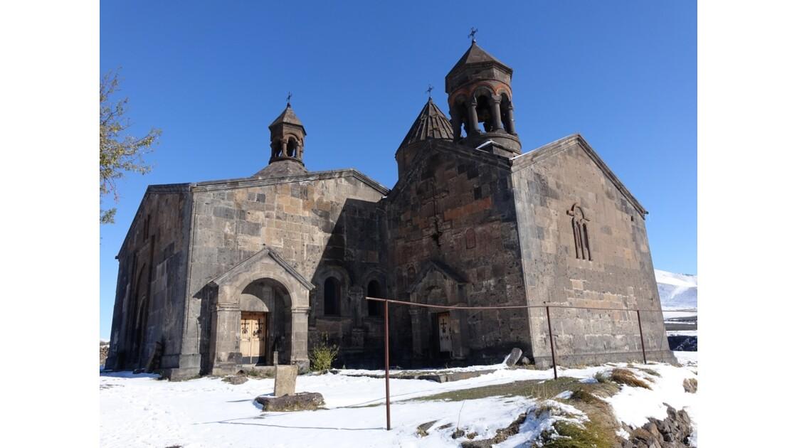 Arménie Monastère Saghmosavank 2