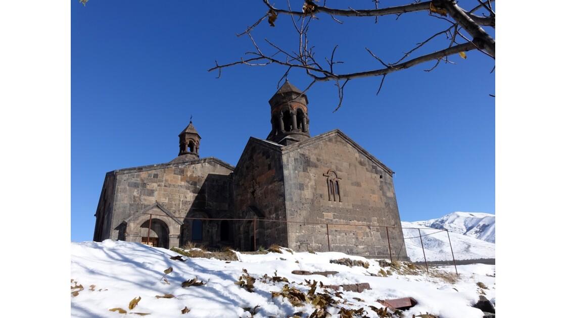 Arménie Monastère Saghmosavank 3