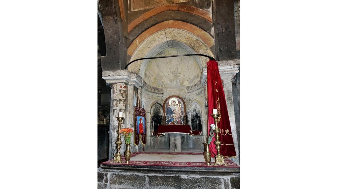 Arménie Monastère Saghmosavank Autel de Sourp Sion 1