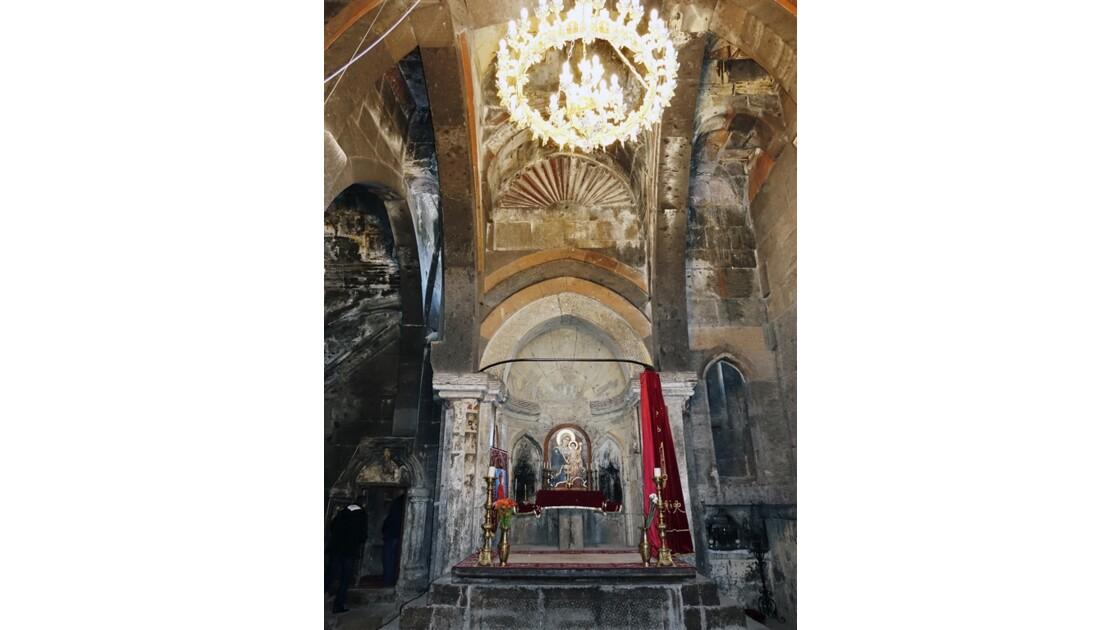 Arménie Monastère Saghmosavank Autel de Sourp Sion 2