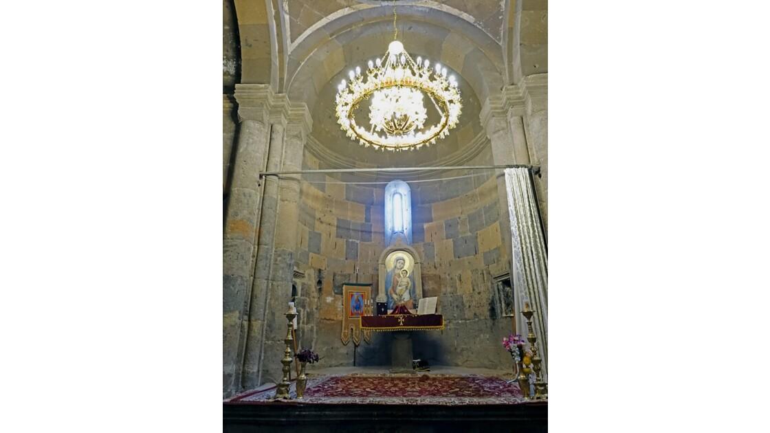 Arménie Monastère Saghmosavank Autel de Sourp Sion 3