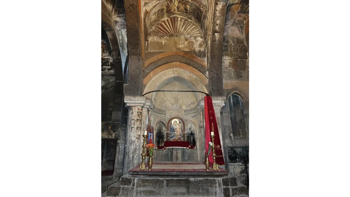 Arménie Monastère Saghmosavank Autel de Sourp Sion 4