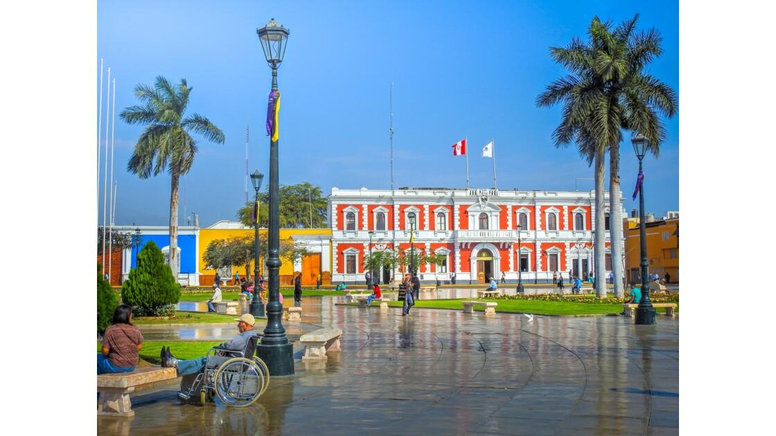 Trujillo, Nord du Pérou