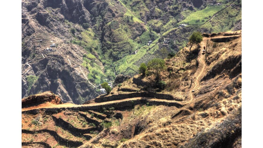 Sentier de Santa Antao