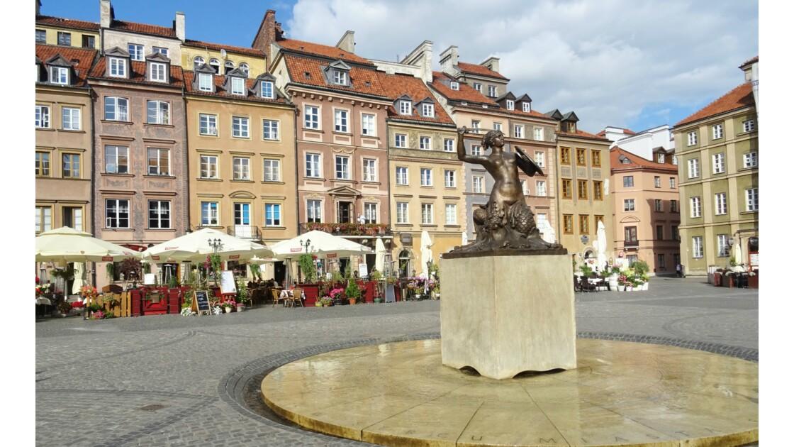 Varsovie - Centre historique