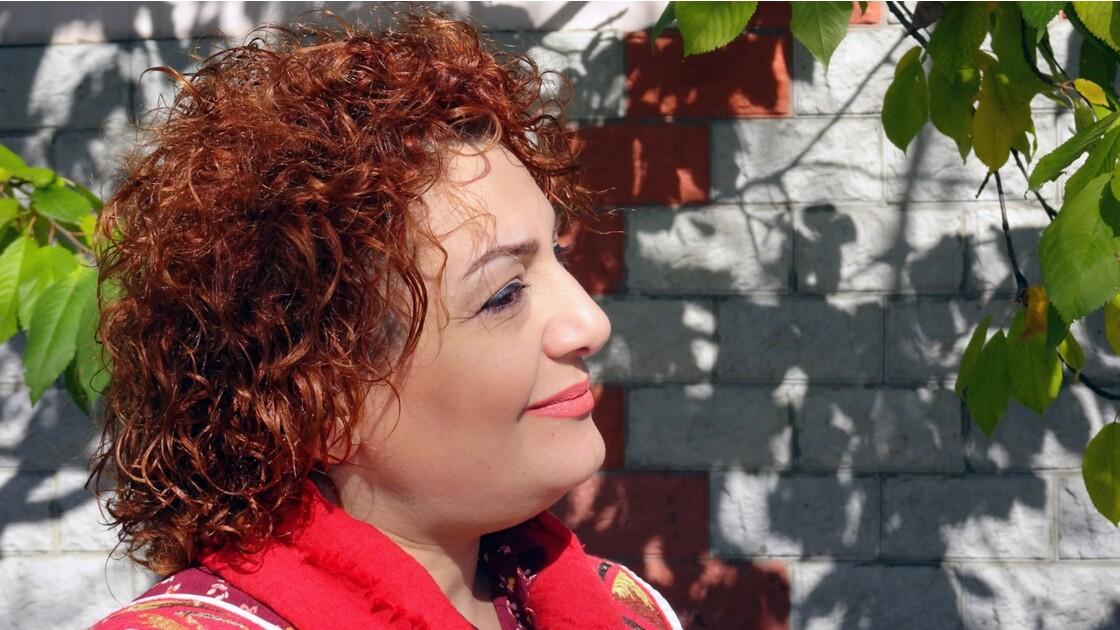 Arménie la  prof de cuisine d'Achtarak 1