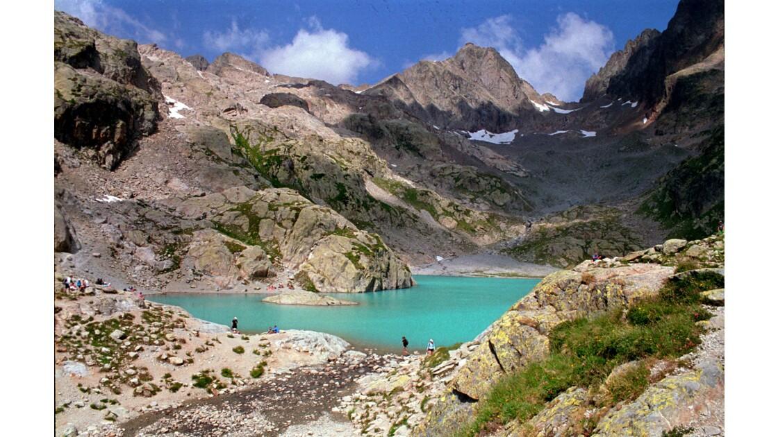 Lac Blanc Haute Savoie