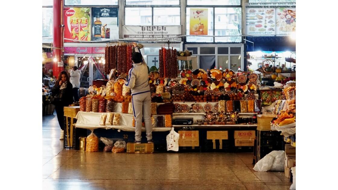 Arménie Erévan Marché aux fruits 6