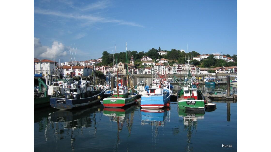 Port de Saint-Jean de Luz