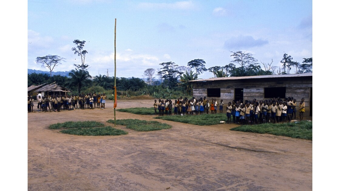 Congo 70 Mouvement national des Pionniers