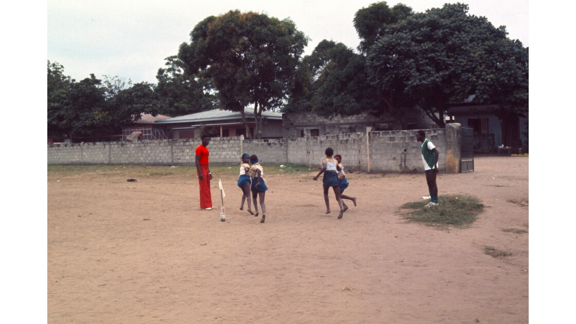 Congo 70 Brazzaville Sport à l'école 2