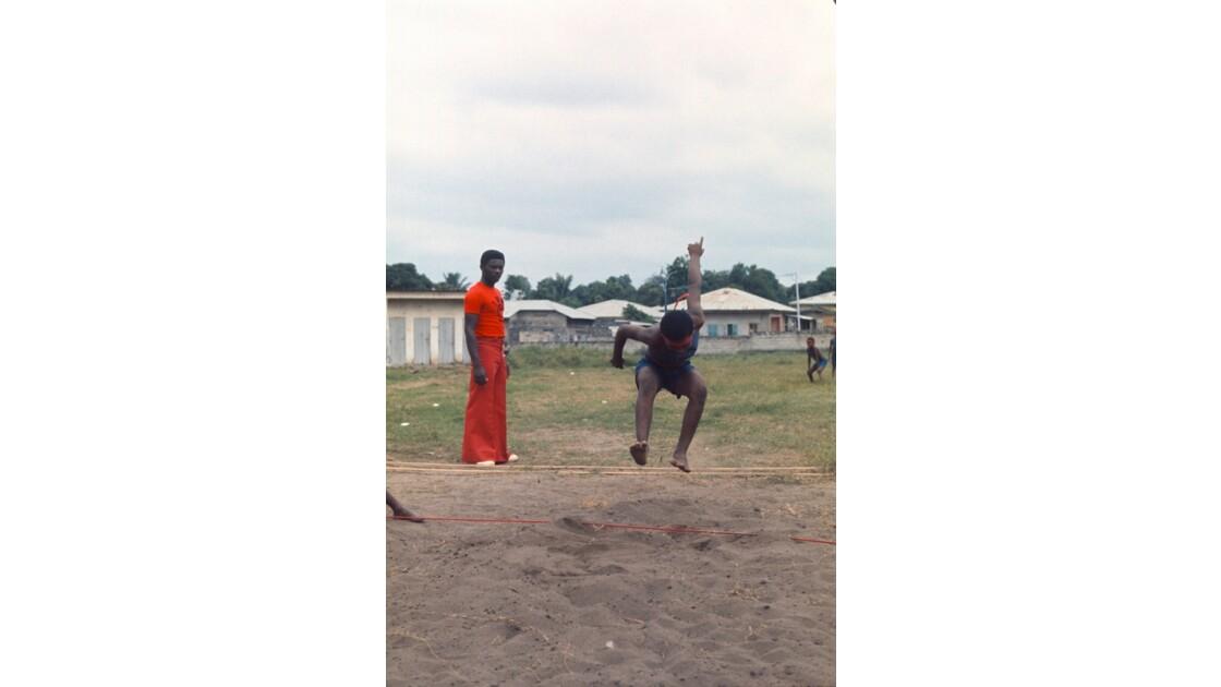 Congo 70 Brazzaville Sport à l'école 7