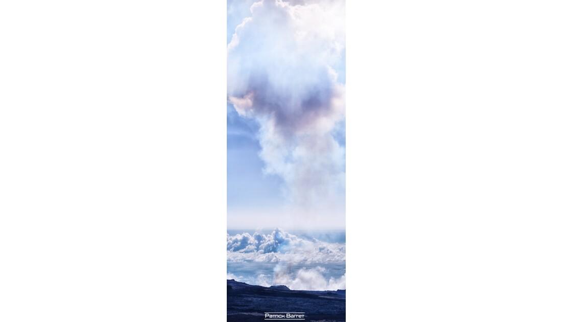 Piton de la Fournaise - Eruption - Jour - Février - 2017 - Île de la Réunion