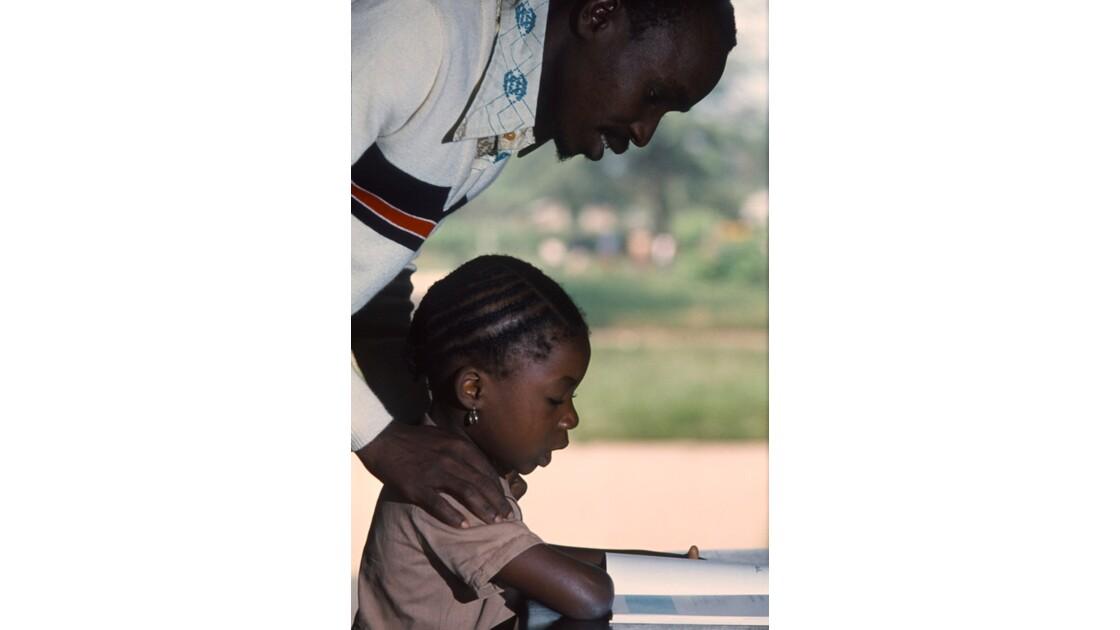 Congo 70 Brazzaville Leçon de lecture 2