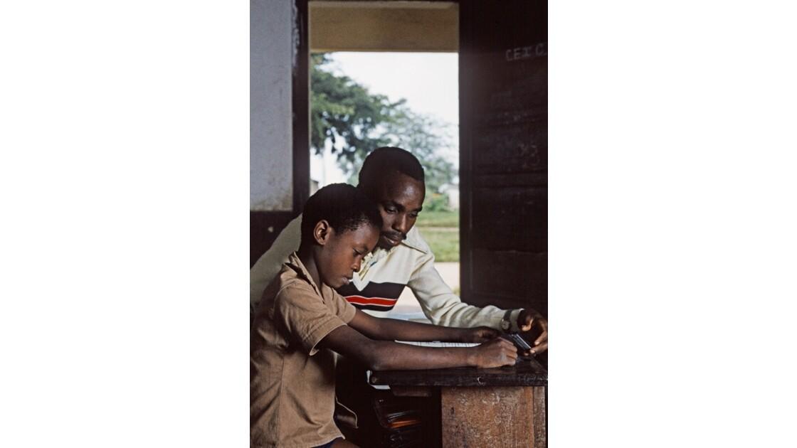 Congo 70 Brazzaville Leçon de lecture 4