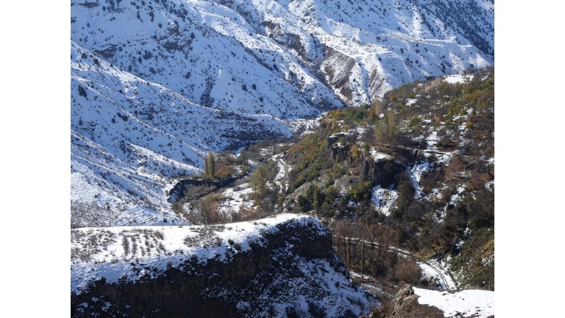 Arménie Garni Autour du temple 2