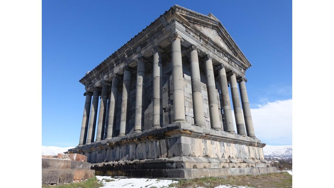 Arménie Garni Le temple Mithra 1