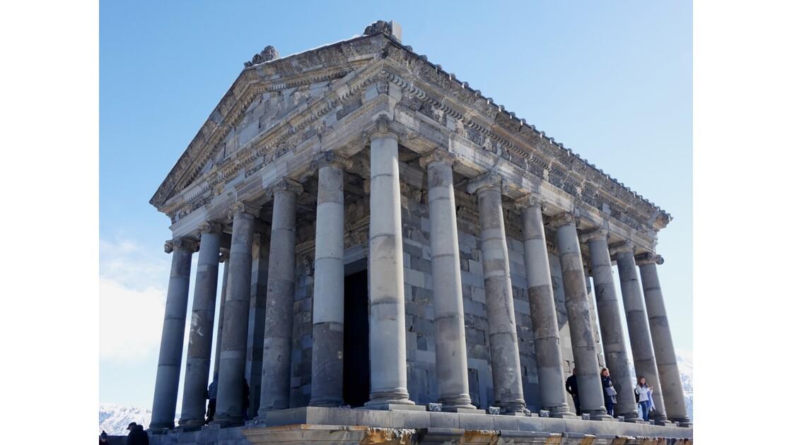 Arménie Garni Le temple Mithra 5