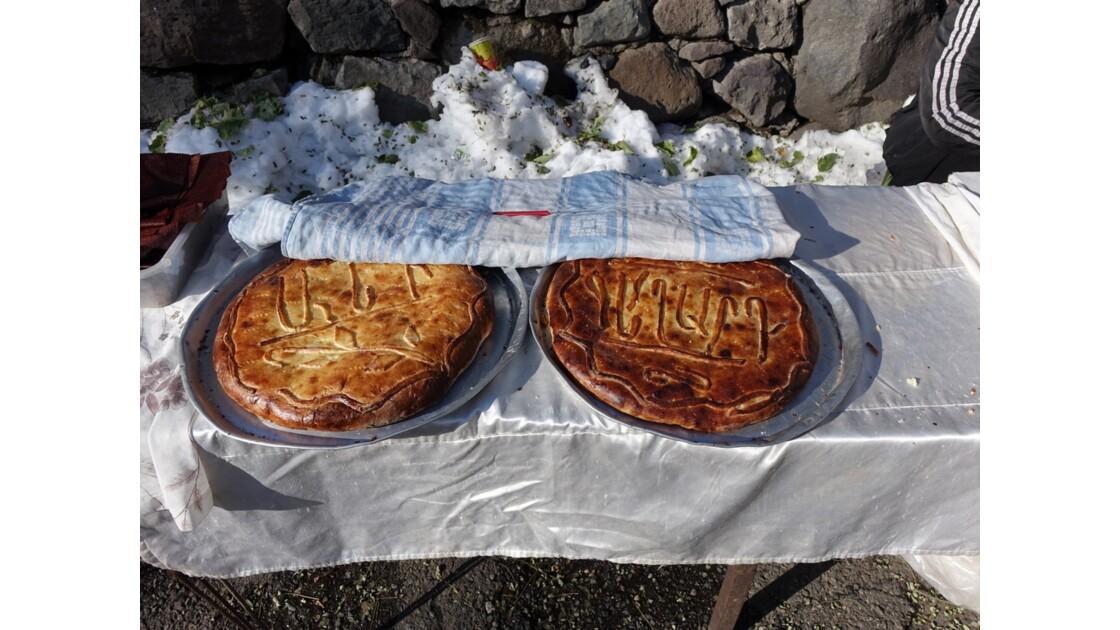 Arménie Suikerbrood (brioche) de Guéghard 1