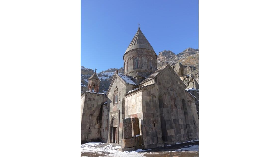 Arménie Guéghard  l'église  Kathoghiké 1