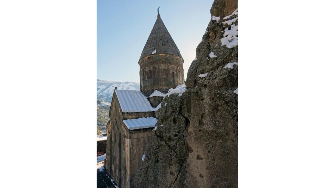 Arménie Guéghard  l'église  Kathoghiké 3